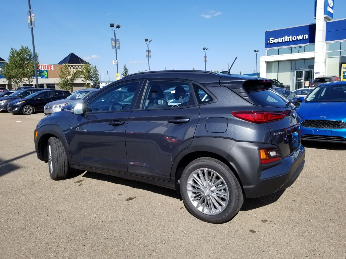 2021 Hyundai Kona Preferred for sale in Edmonton, Alberta