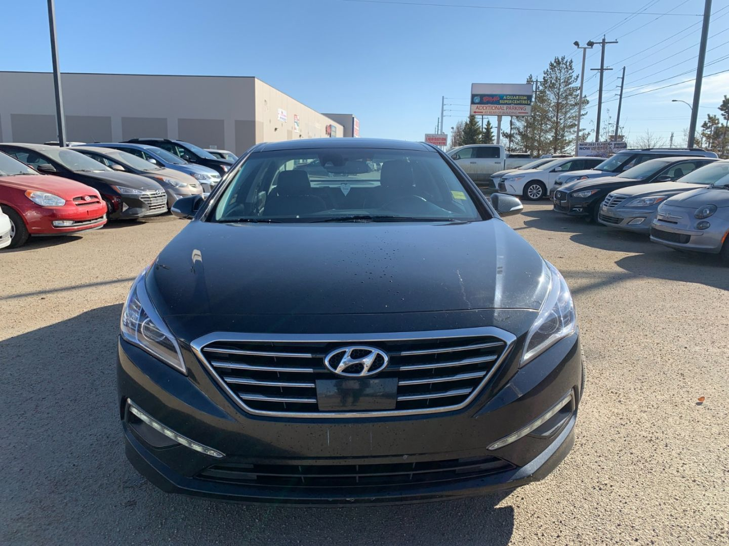 2015 Hyundai Sonata 2.4L Limited for sale in Edmonton, Alberta