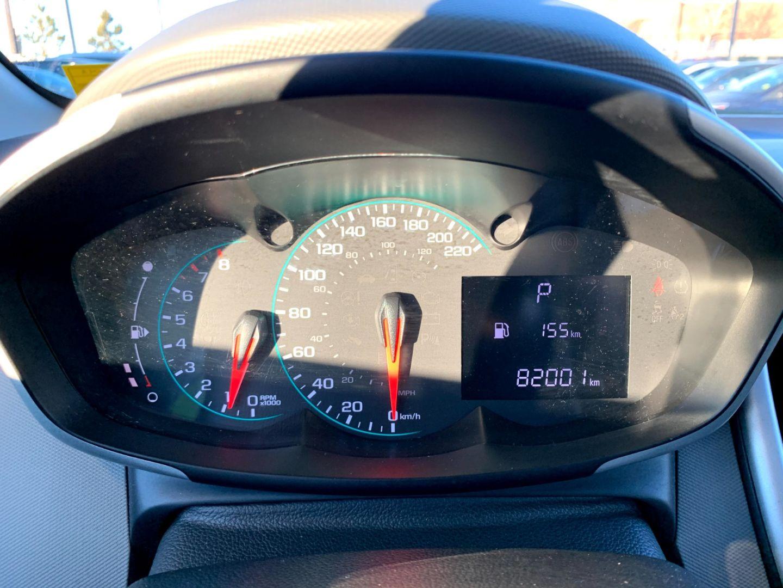 2018 Chevrolet Sonic LT for sale in Edmonton, Alberta