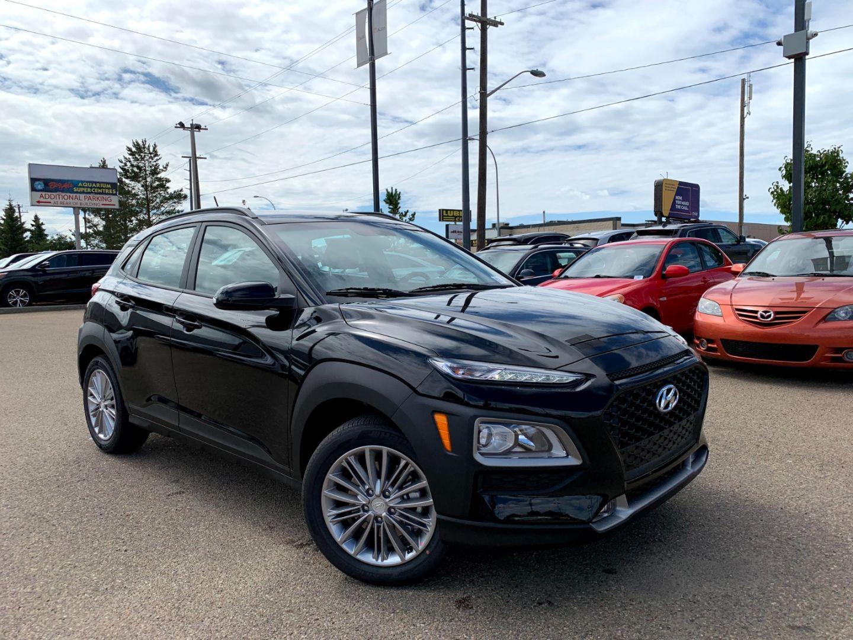 2021 Hyundai Kona Preferred for sale in Edmonton, Alberta