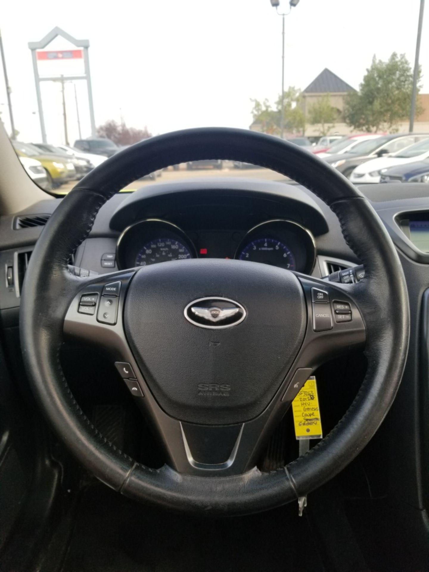 2012 Hyundai Genesis Coupe Premium for sale in Edmonton, Alberta