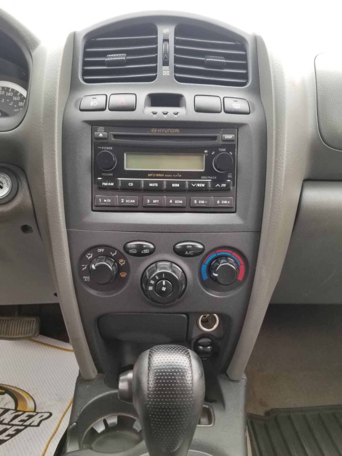 2006 Hyundai Santa Fe GL for sale in Edmonton, Alberta