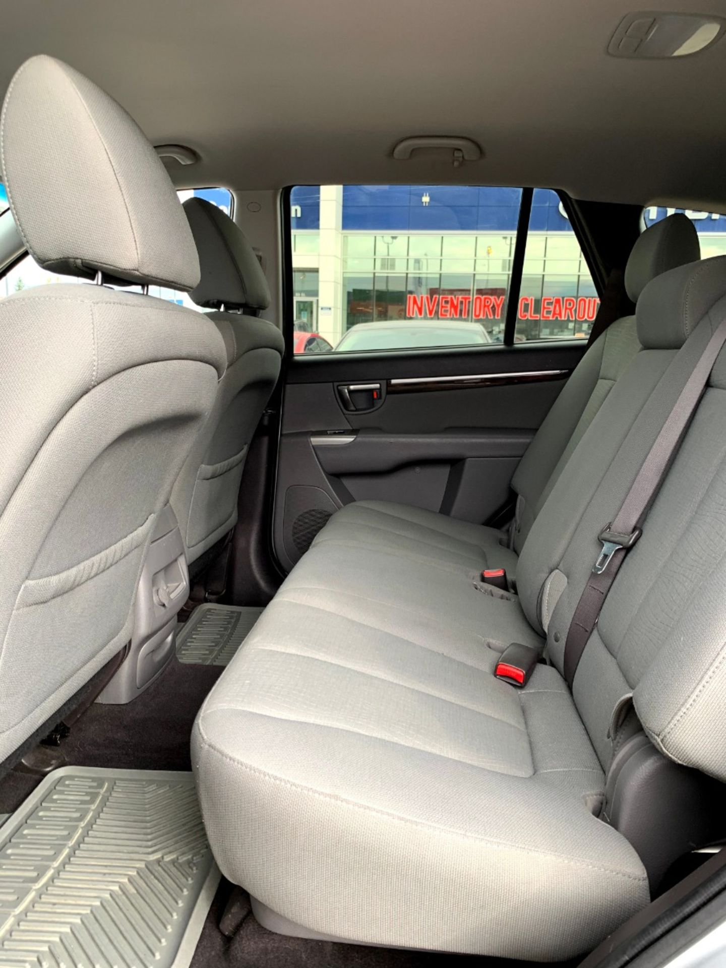 2010 Hyundai Santa Fe GL for sale in Edmonton, Alberta