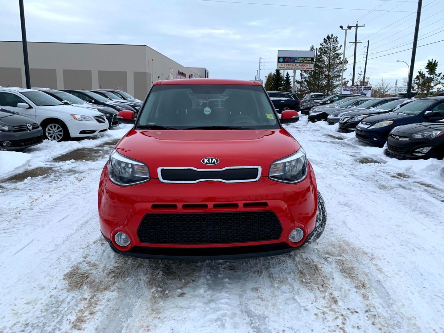 2015 Kia Soul LX for sale in Edmonton, Alberta