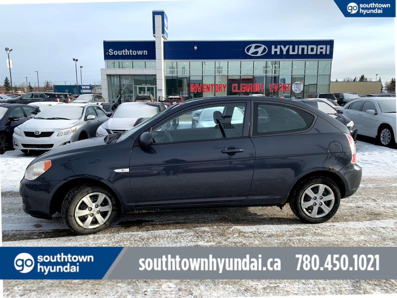 2008 Hyundai Accent L for sale in Edmonton, Alberta