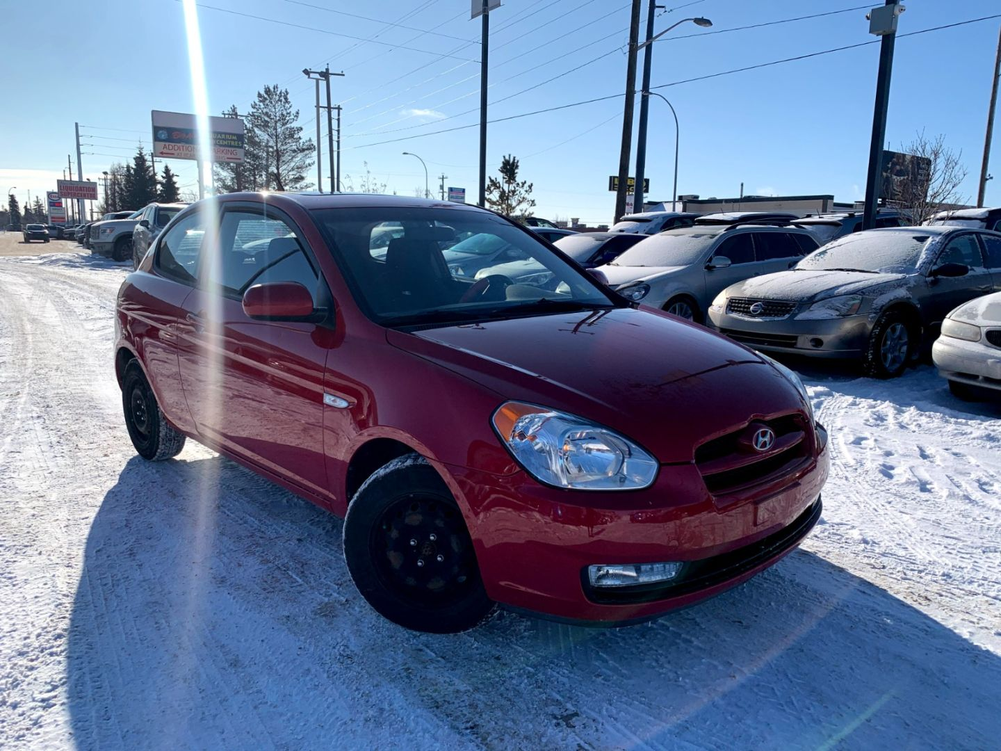 2011 Hyundai Accent GL Sport for sale in Edmonton, Alberta