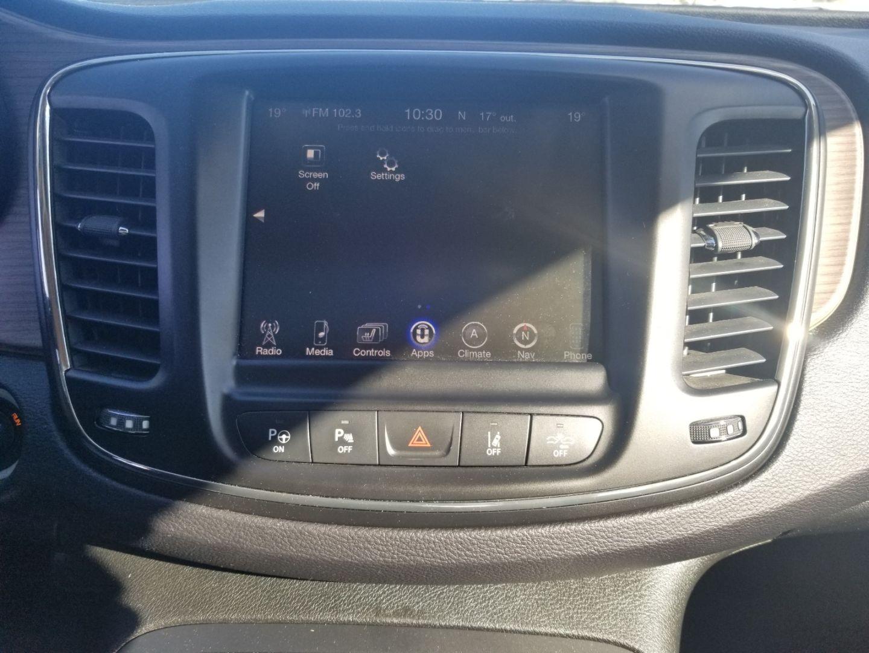 2015 Chrysler 200 C for sale in Edmonton, Alberta