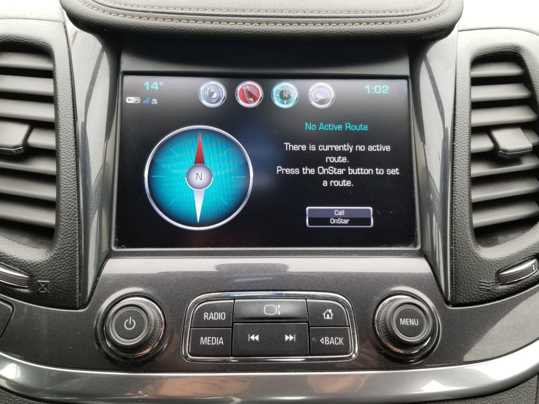 2017 Chevrolet Impala LT for sale in Edmonton, Alberta