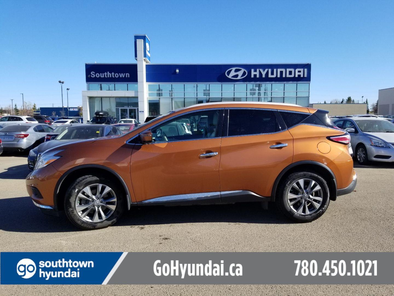 2016 Nissan Murano SL for sale in Edmonton, Alberta