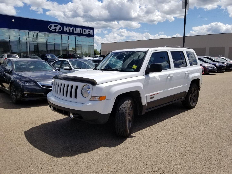 2016 Jeep Patriot 75th Anniversary for sale in Edmonton, Alberta