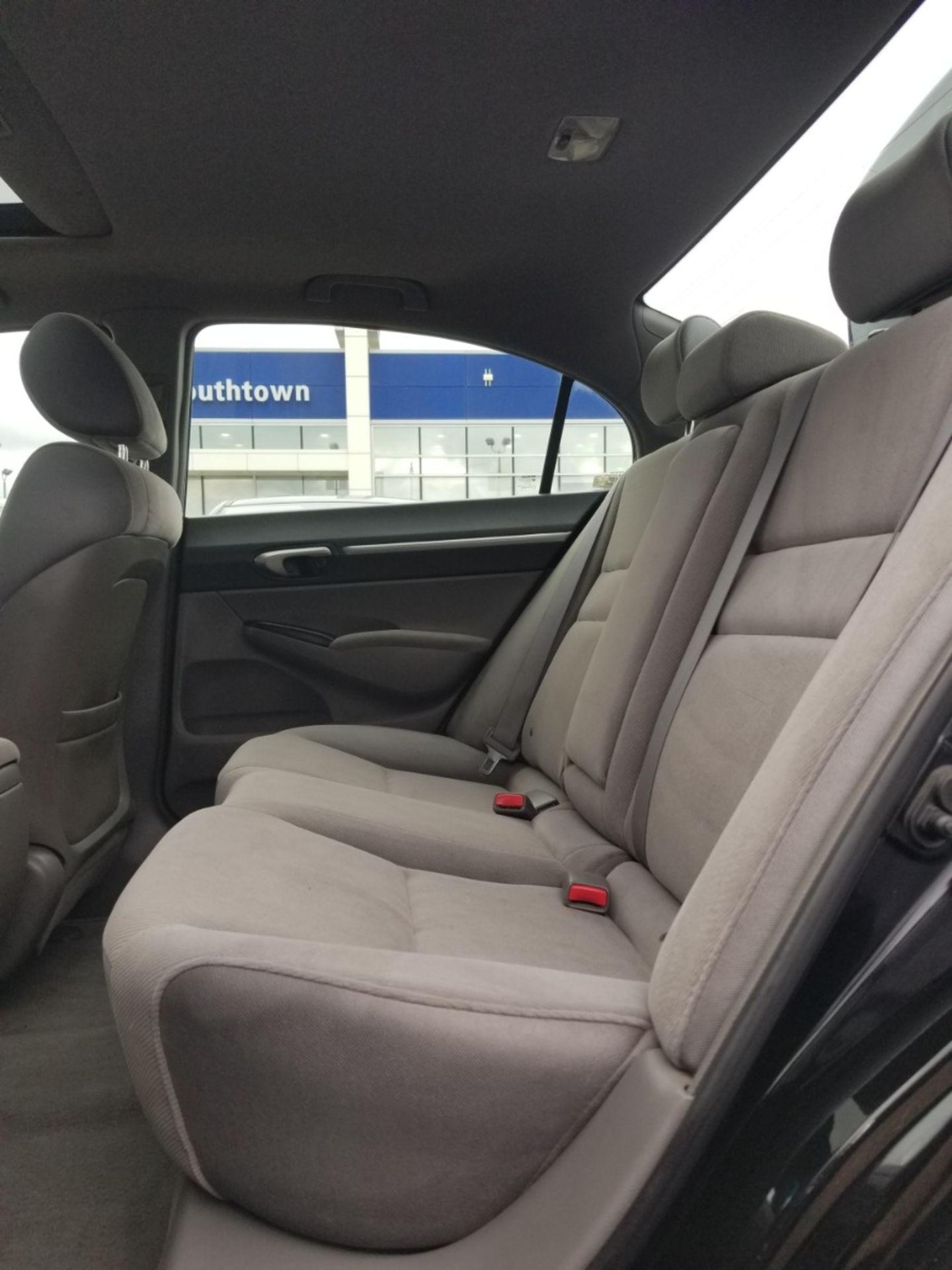 2007 Honda Civic Sdn EX for sale in Edmonton, Alberta