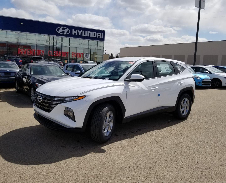 2022 Hyundai Tucson Essential for sale in Edmonton, Alberta