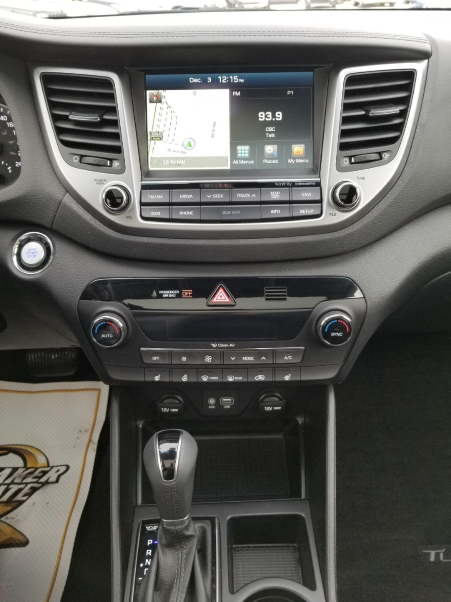 2017 Hyundai Tucson Luxury for sale in Edmonton, Alberta