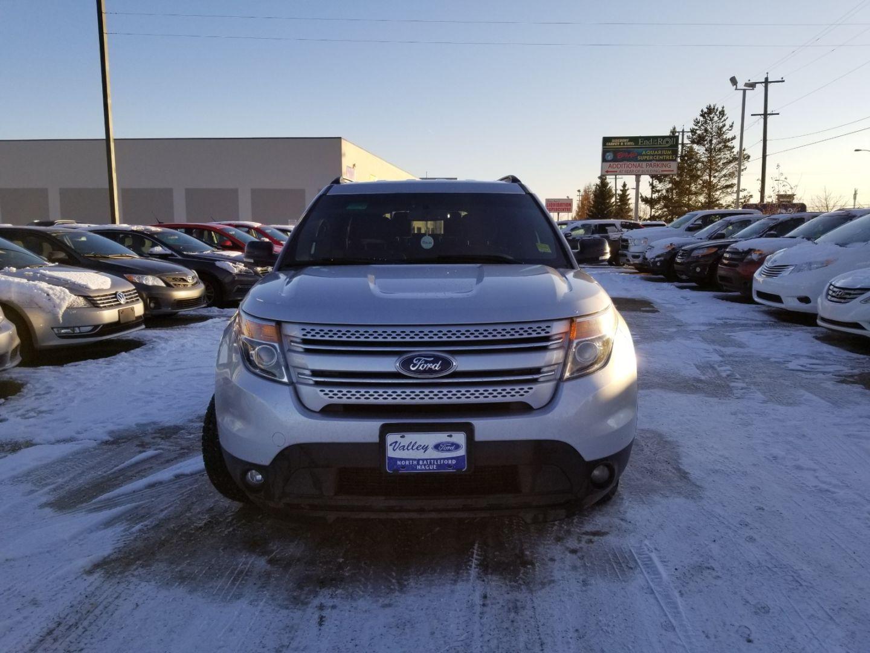 2014 Ford Explorer XLT for sale in Edmonton, Alberta