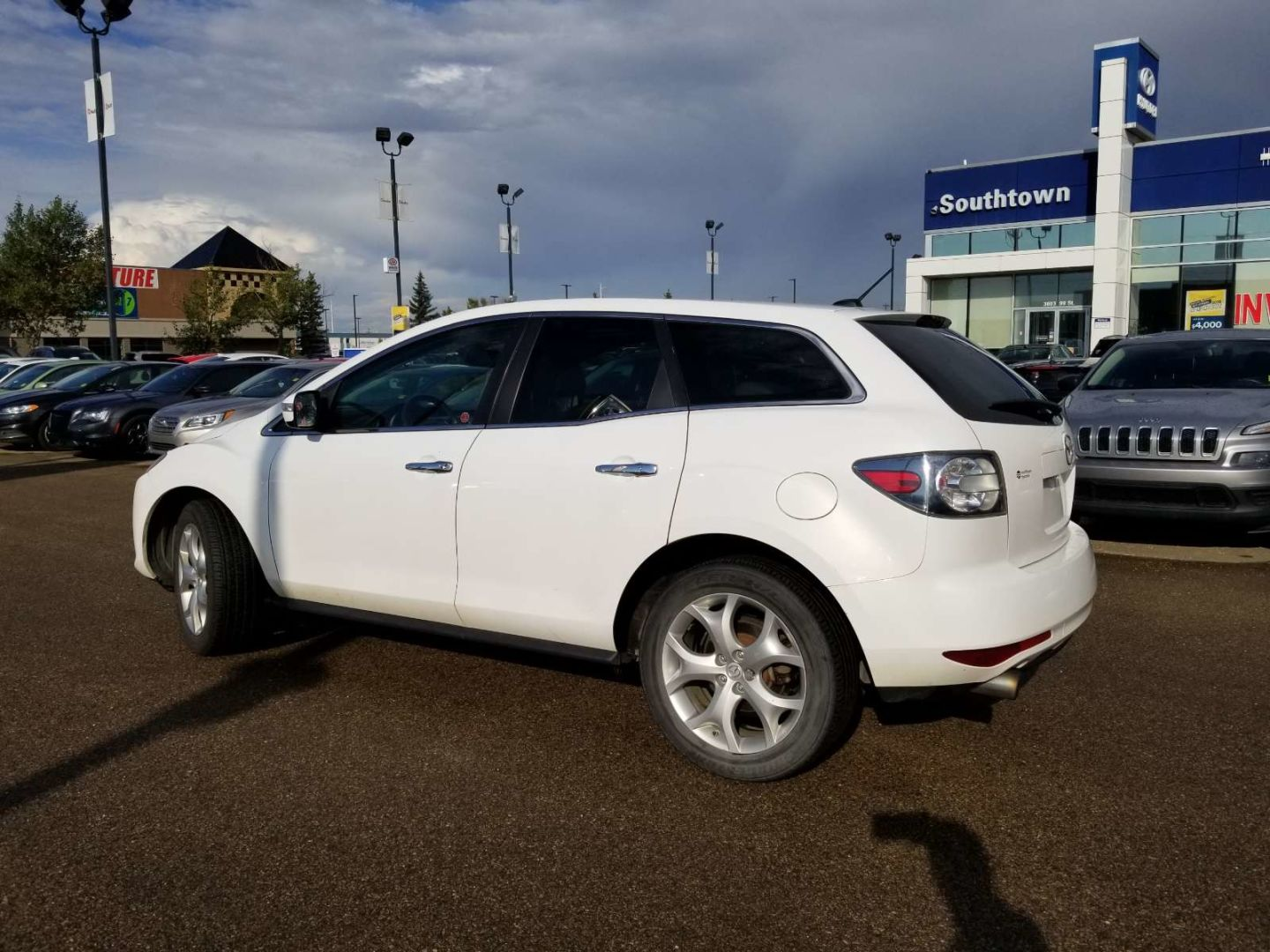 2010 Mazda CX-7 GT for sale in Edmonton, Alberta