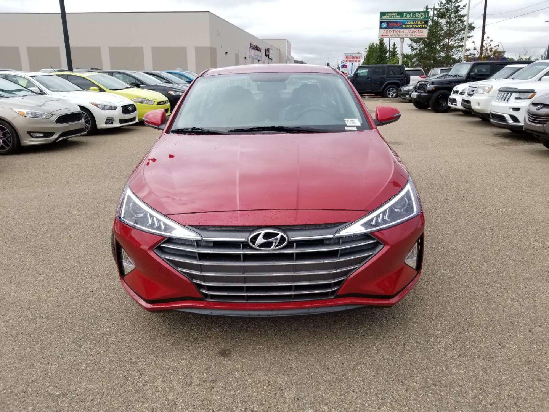 2020 Hyundai Elantra Preferred w/Sun & Safety Package for sale in Edmonton, Alberta