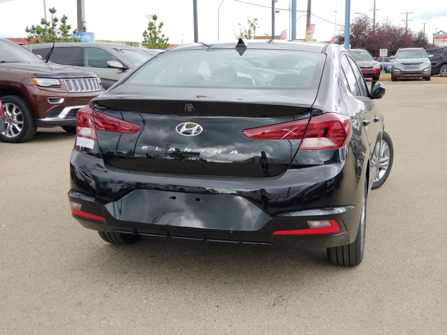 2020 Hyundai Elantra Preferred w/Sun & Safety Package for sale in Edmonton, Alberta