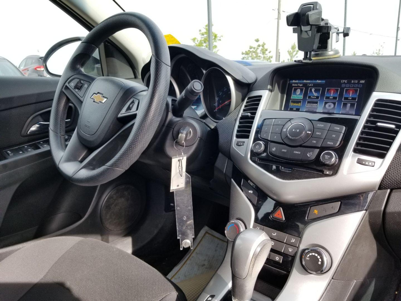 2015 Chevrolet Cruze 1LT for sale in Edmonton, Alberta