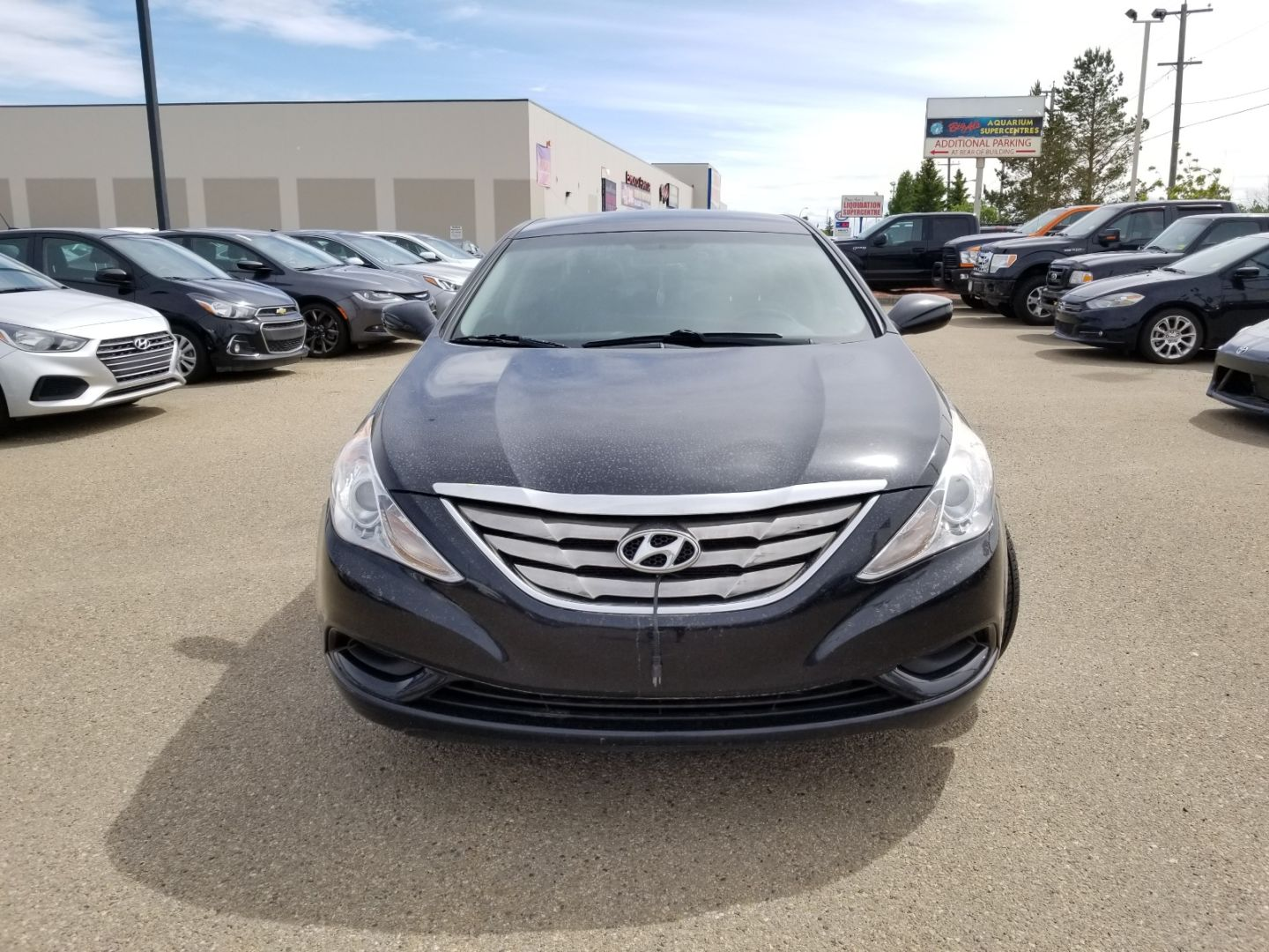 2013 Hyundai Sonata GL for sale in Edmonton, Alberta