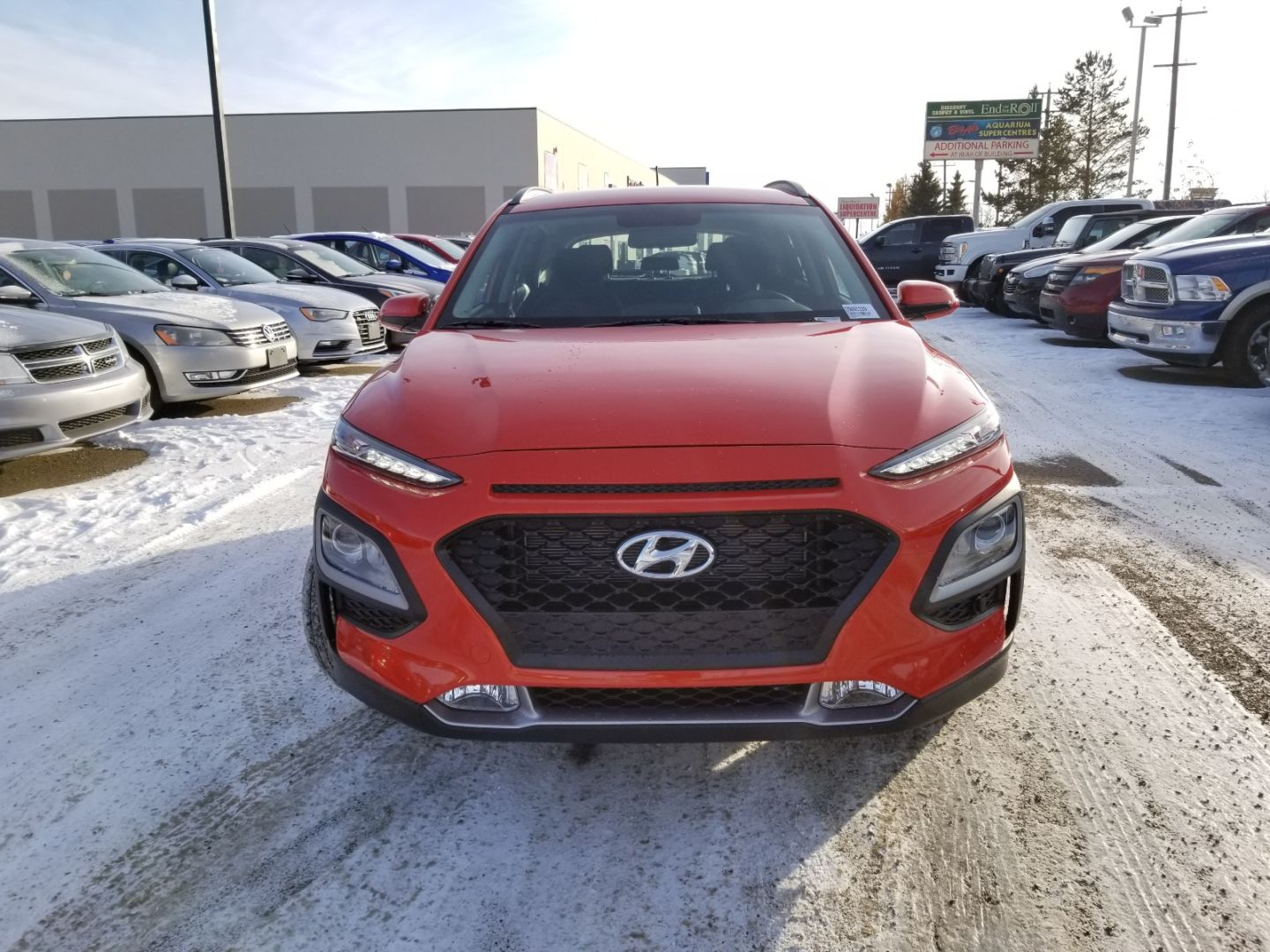 2020 Hyundai Kona Preferred for sale in Edmonton, Alberta