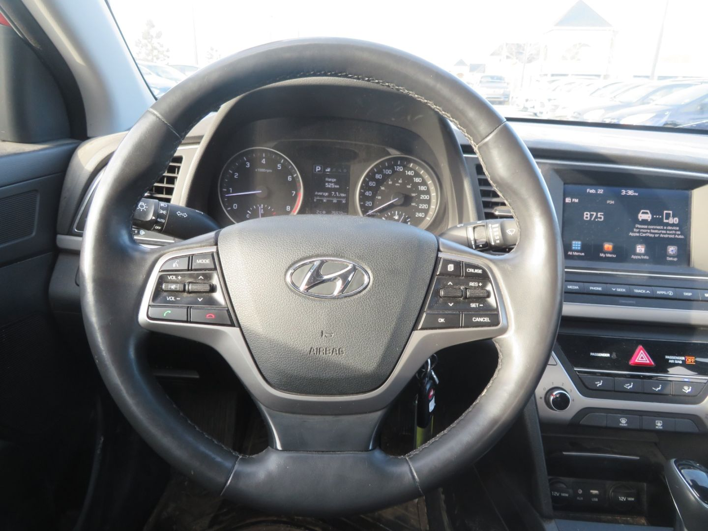 2017 Hyundai Elantra GL for sale in Edmonton, Alberta