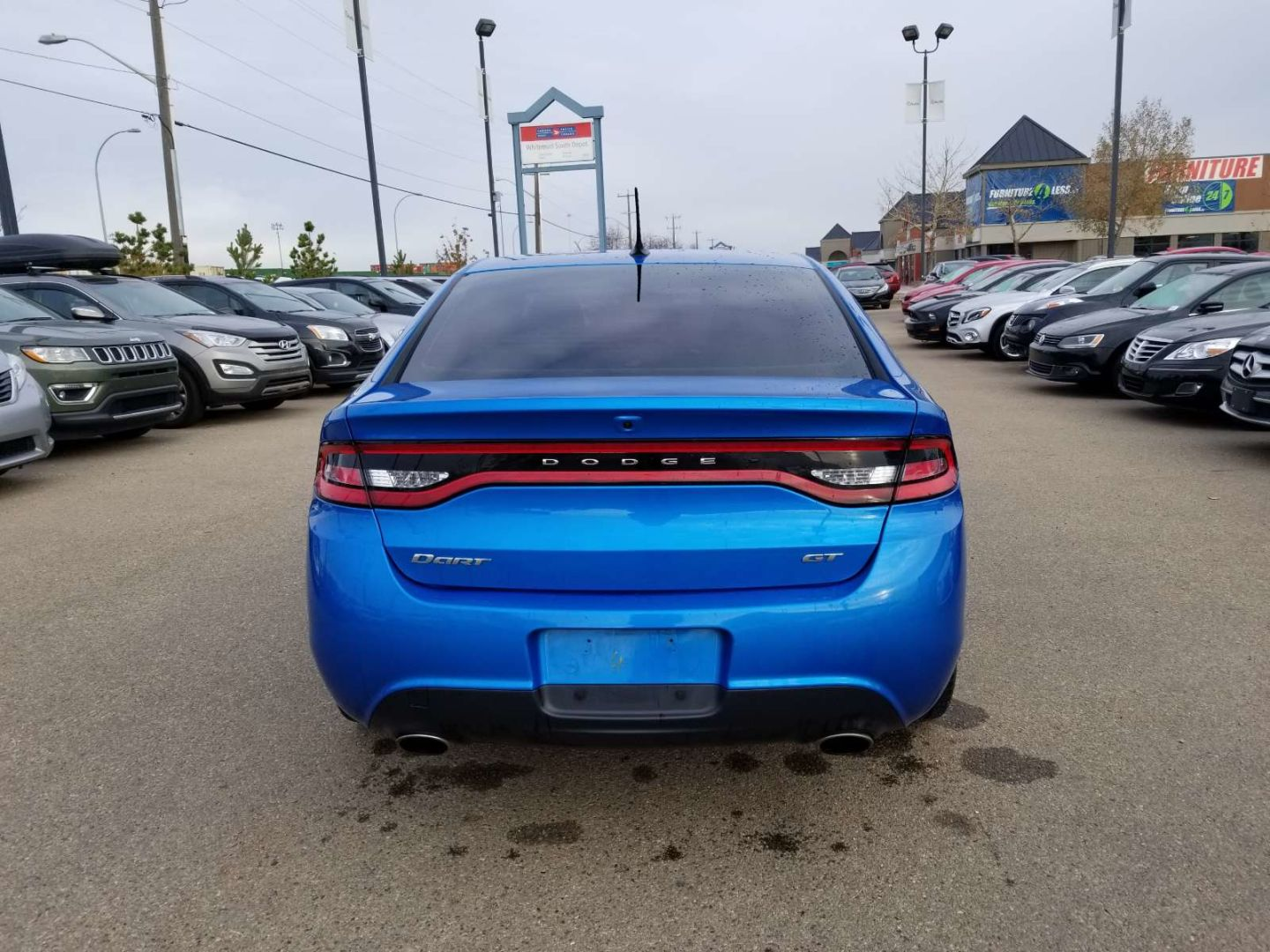 2015 Dodge Dart GT for sale in Edmonton, Alberta