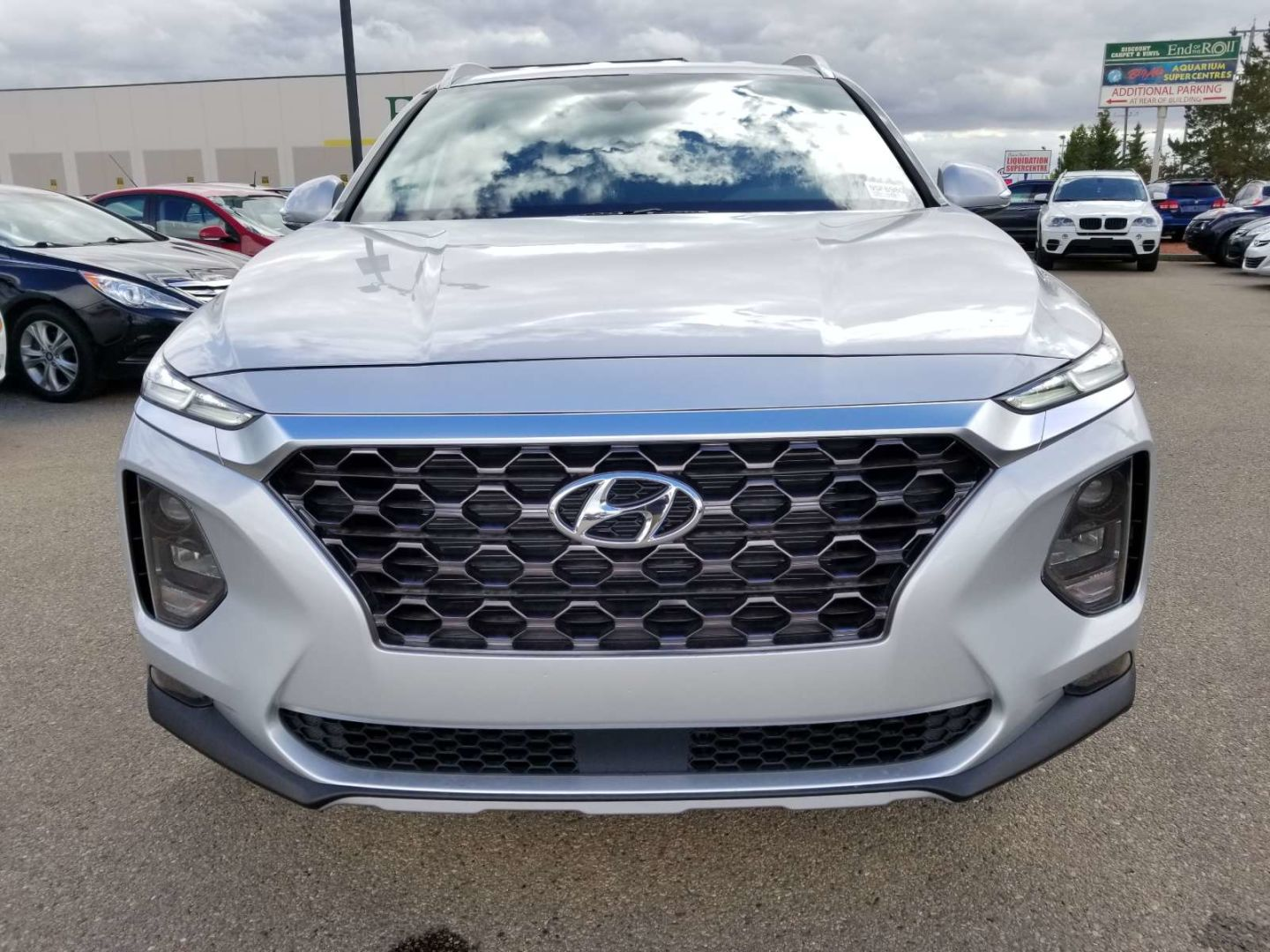 2019 Hyundai Santa Fe Preferred for sale in Edmonton, Alberta
