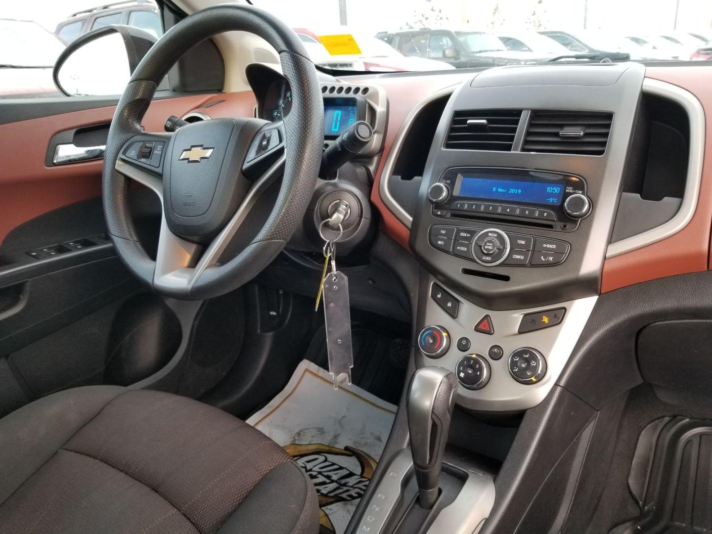 2014 Chevrolet Sonic LT for sale in Edmonton, Alberta