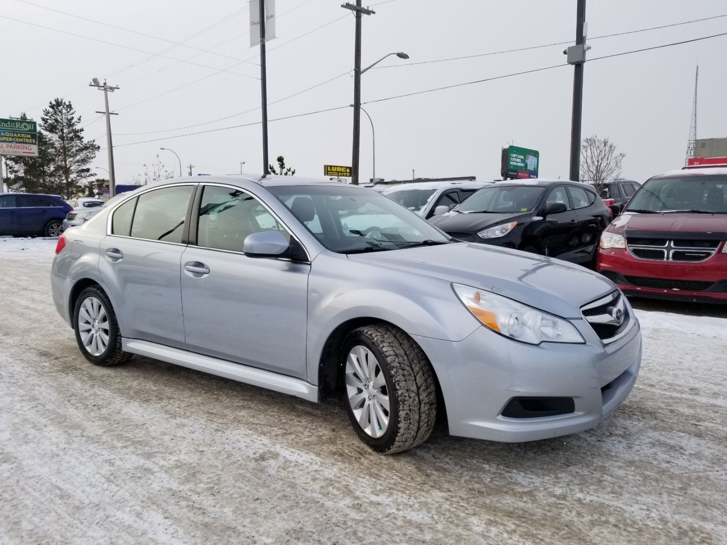 2012 Subaru Legacy 3.6R w/Limited & Nav Pkg for sale in Edmonton, Alberta