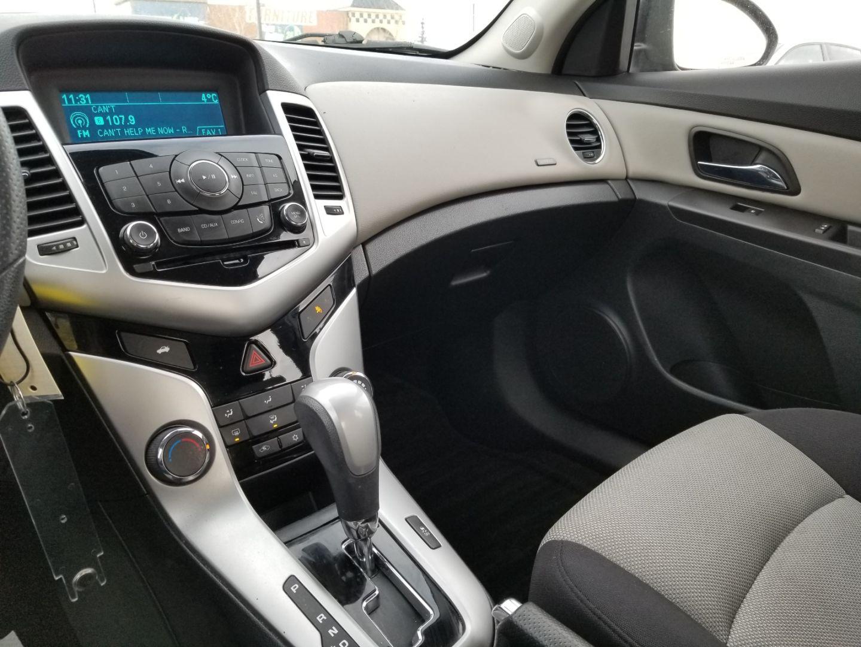 2015 Chevrolet Cruze 2LS for sale in Edmonton, Alberta