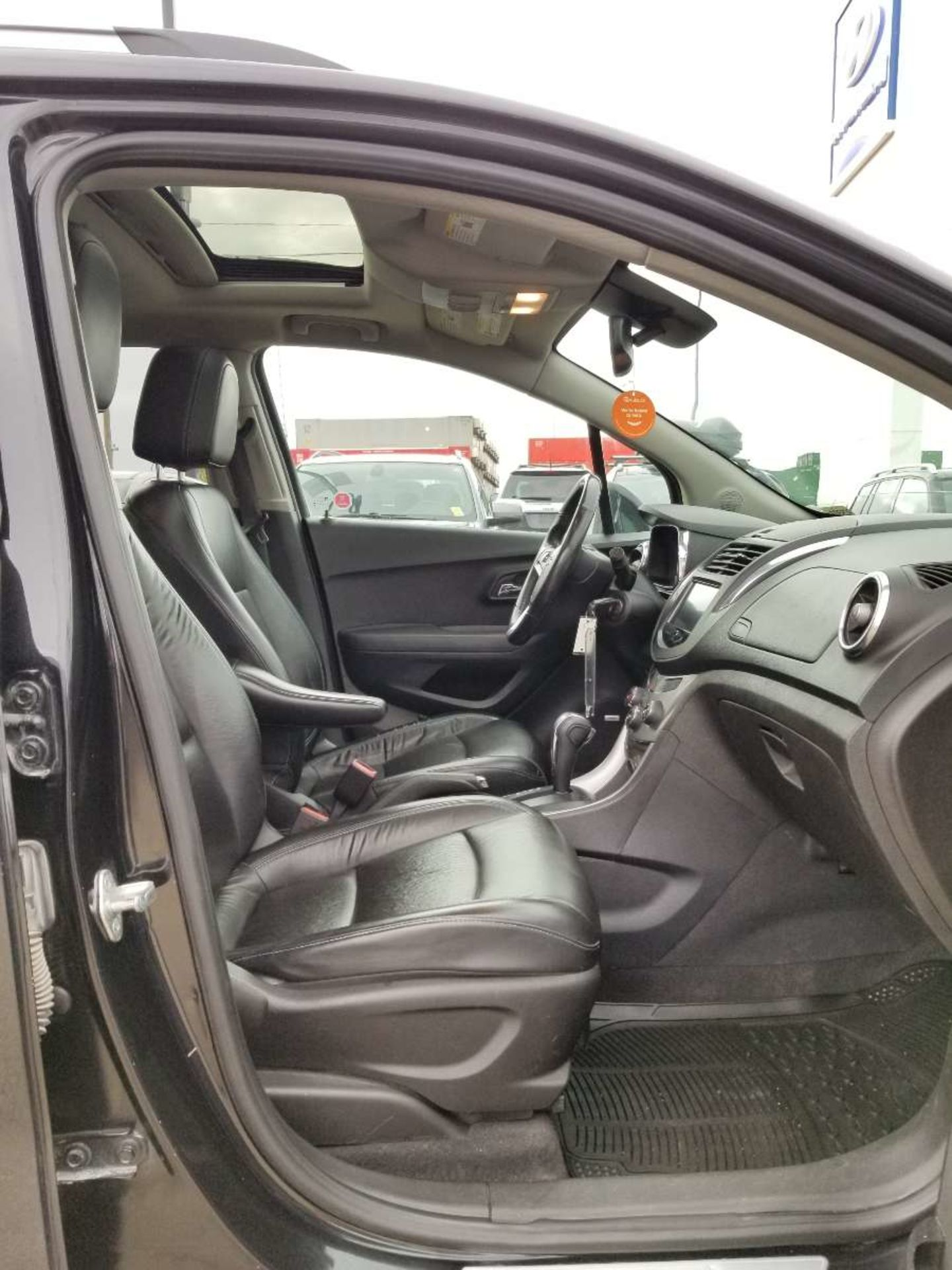 2013 Chevrolet Trax LTZ for sale in Edmonton, Alberta