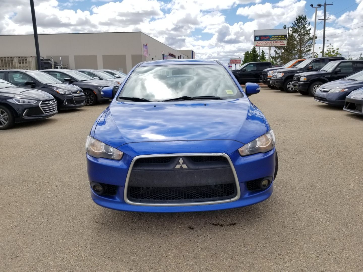 2015 Mitsubishi Lancer SE for sale in Edmonton, Alberta