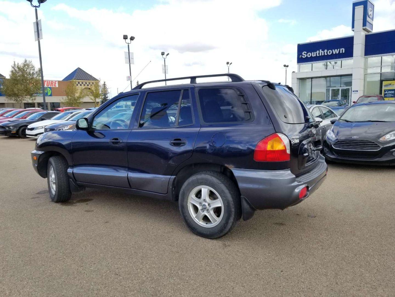 2003 Hyundai Santa Fe GL for sale in Edmonton, Alberta