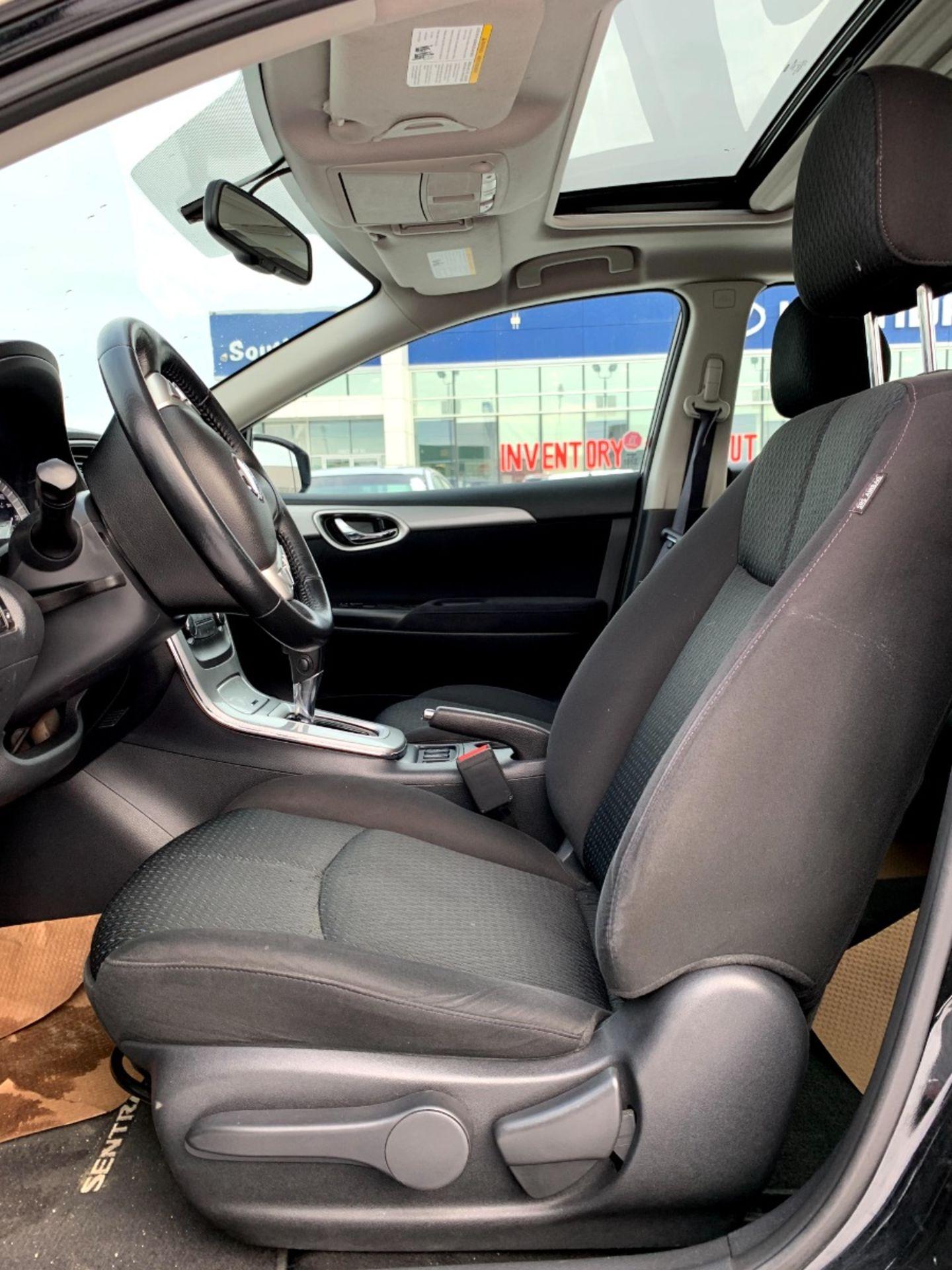2015 Nissan Sentra SR for sale in Edmonton, Alberta