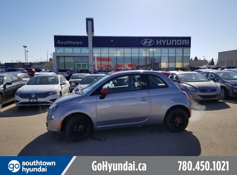 2015 FIAT 500 Pop for sale in Edmonton, Alberta