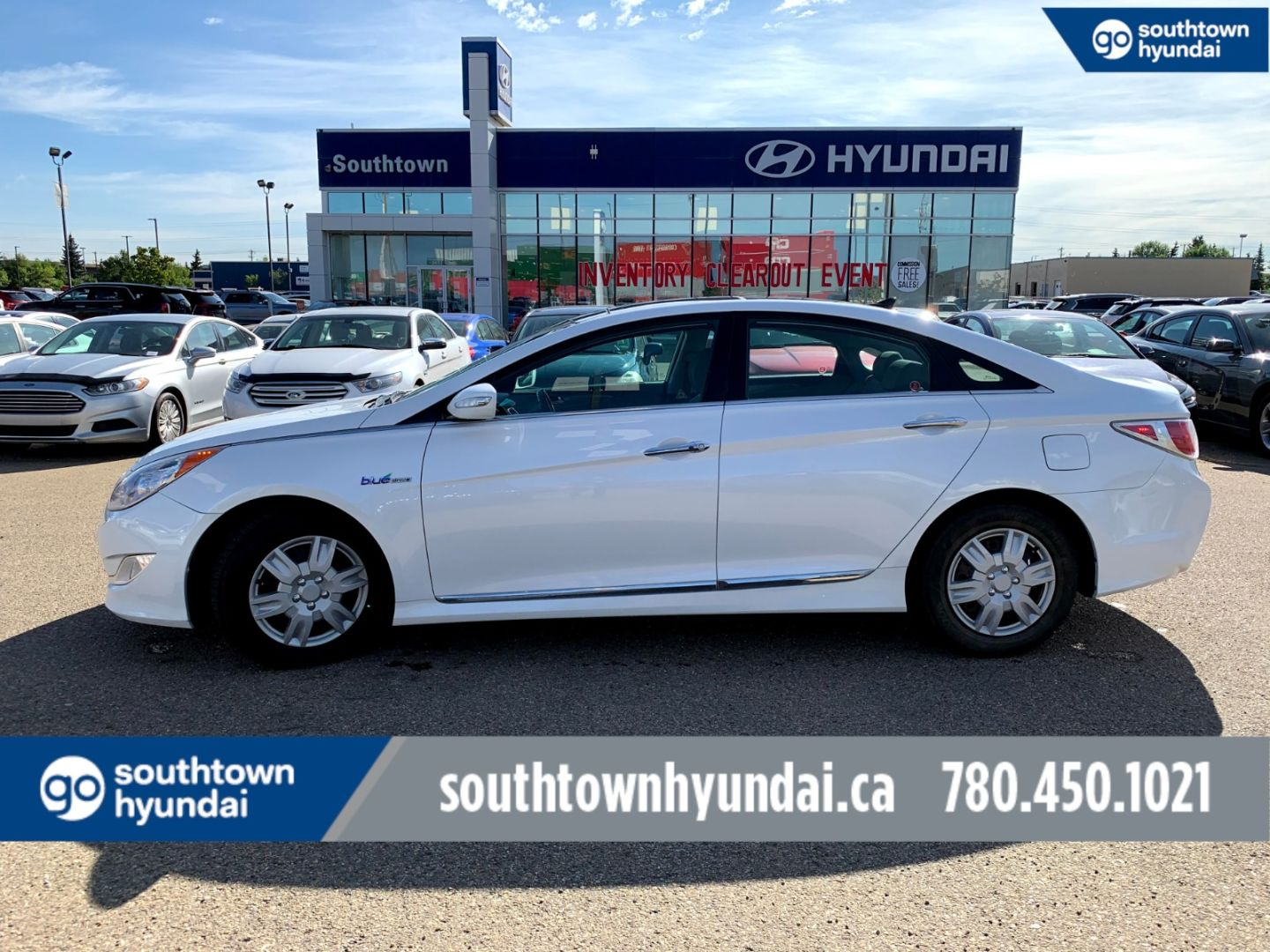 2015 Hyundai Sonata Hybrid Limited for sale in Edmonton, Alberta
