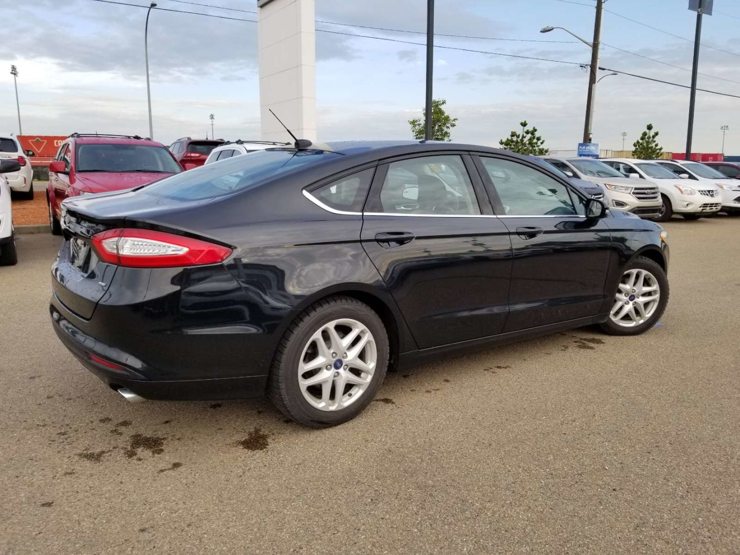 2014 Ford Fusion SE for sale in Edmonton, Alberta