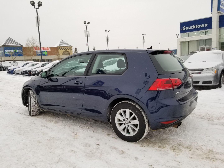 2016 Volkswagen Golf Trendline for sale in Edmonton, Alberta
