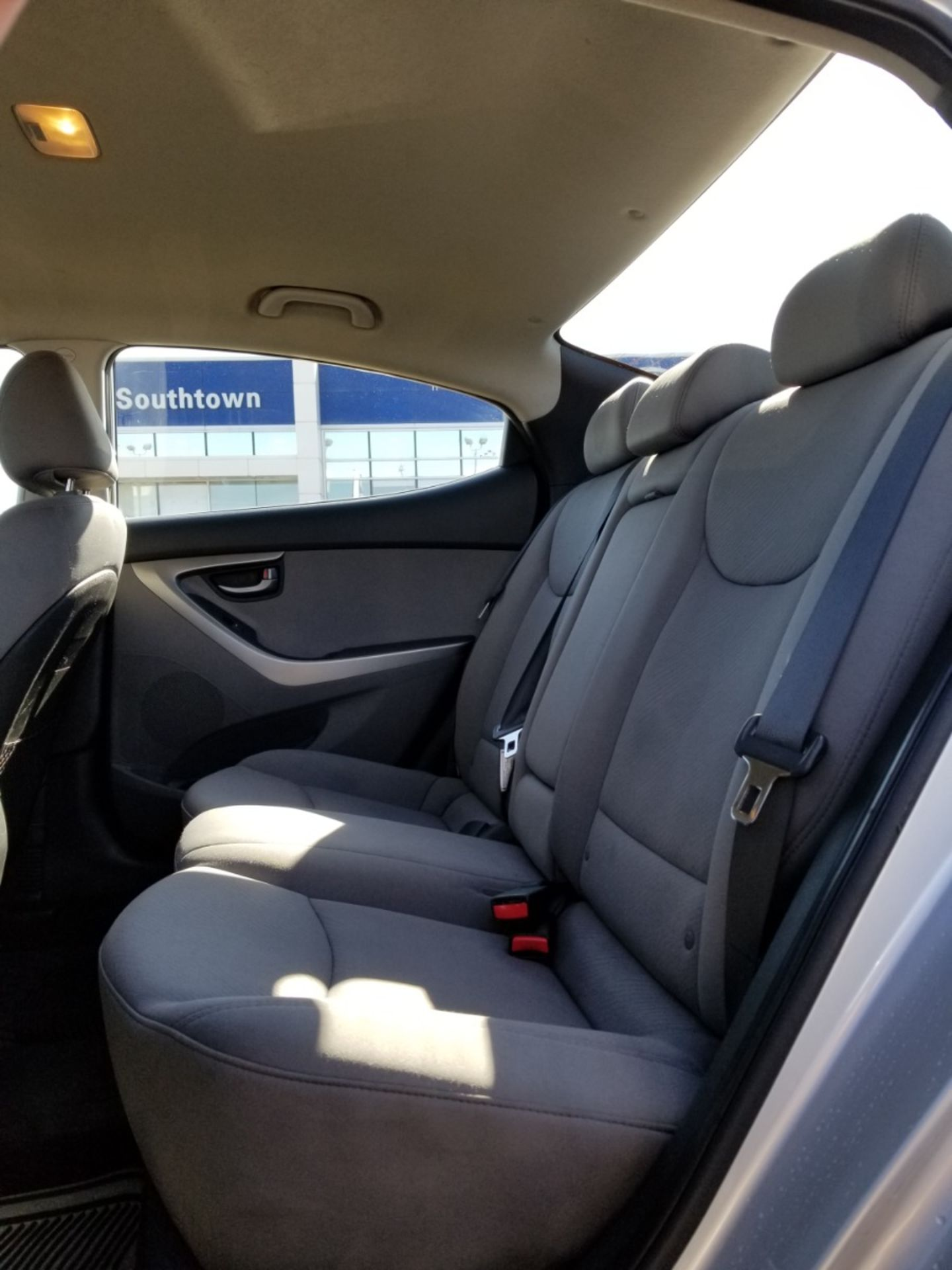 2013 Hyundai Elantra GL for sale in Edmonton, Alberta