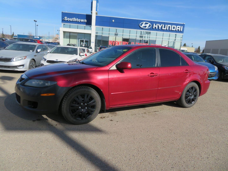2007 Mazda Mazda6 GS for sale in Edmonton, Alberta