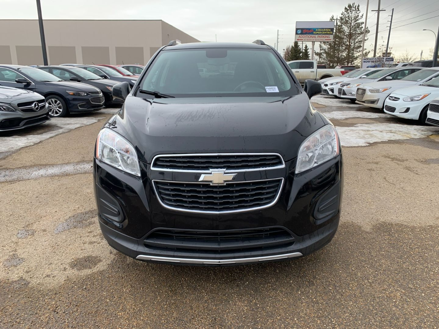 2013 Chevrolet Trax LT for sale in Edmonton, Alberta