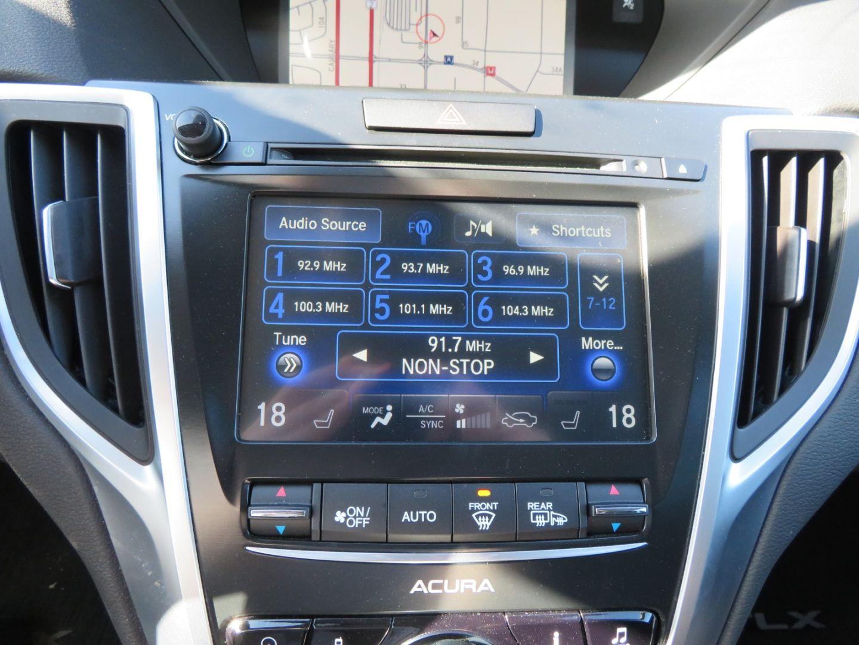 2015 Acura TLX V6 Elite for sale in Edmonton, Alberta