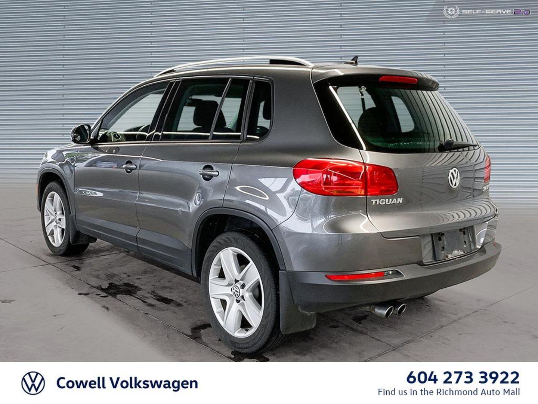 2012 Volkswagen Tiguan Comfortline for sale in Richmond, British Columbia