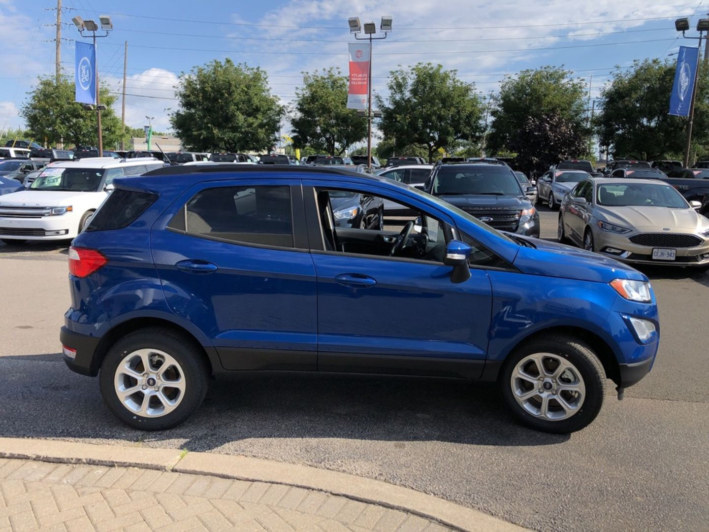2019 Ford EcoSport SE for sale in Burlington, Ontario