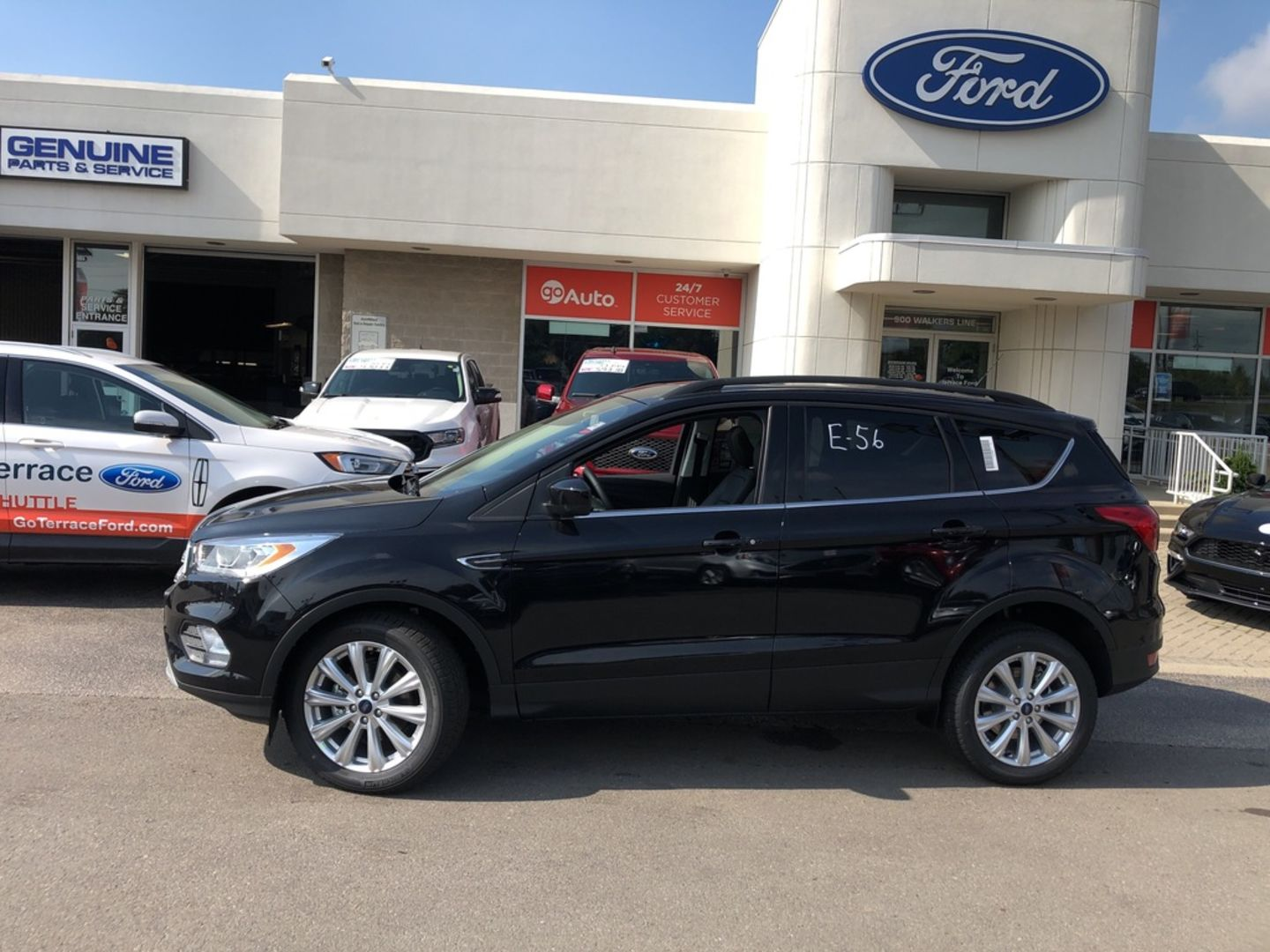 2019 Ford Escape SEL for sale in Burlington, Ontario
