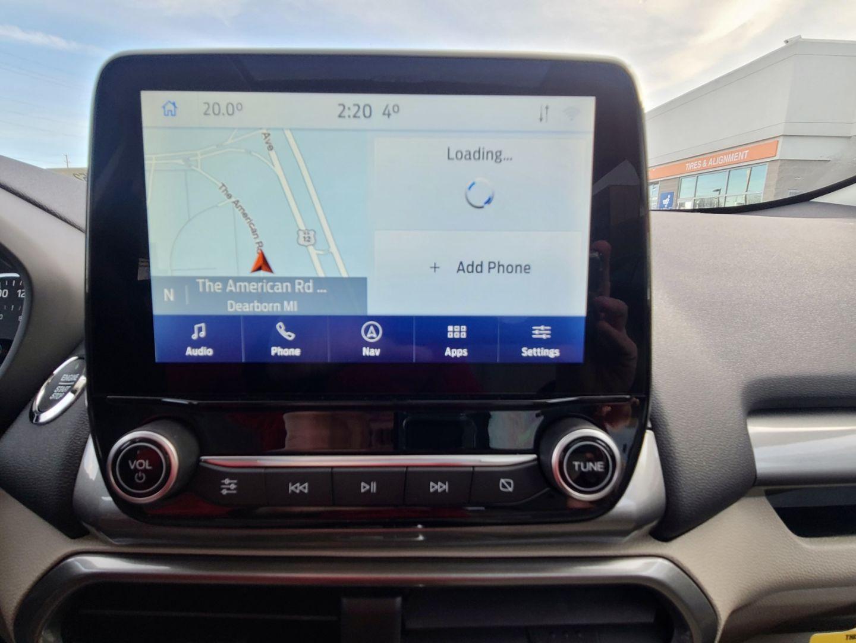 2020 Ford EcoSport SE for sale in Burlington, Ontario