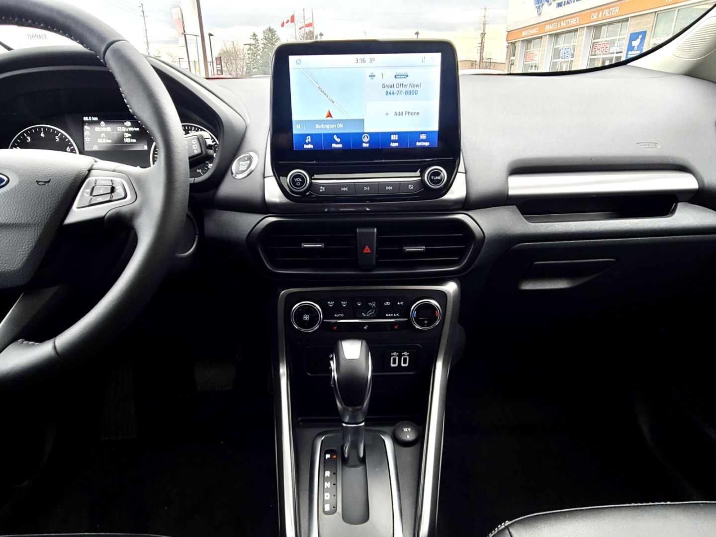 2020 Ford EcoSport SES for sale in Burlington, Ontario
