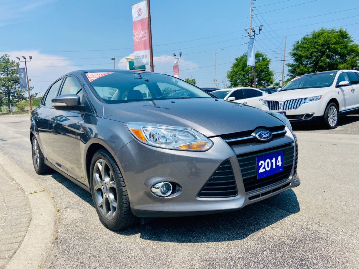 2014 Ford Focus SE for sale in Burlington, Ontario