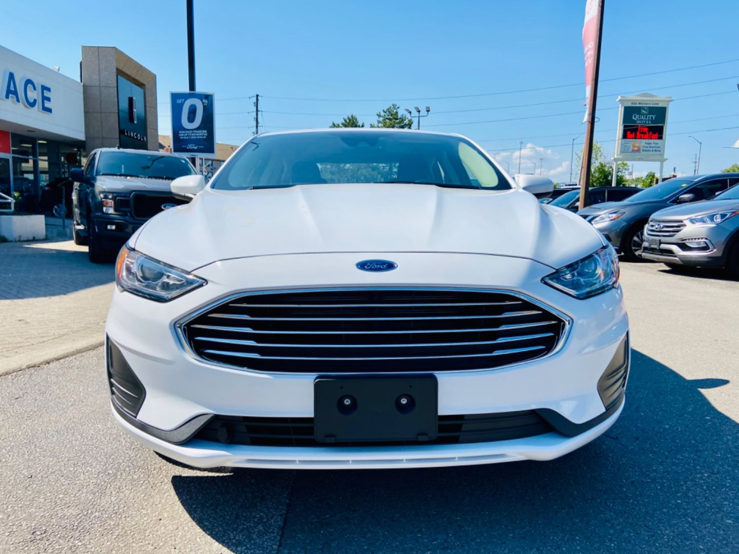2020 Ford Fusion SE for sale in Burlington, Ontario