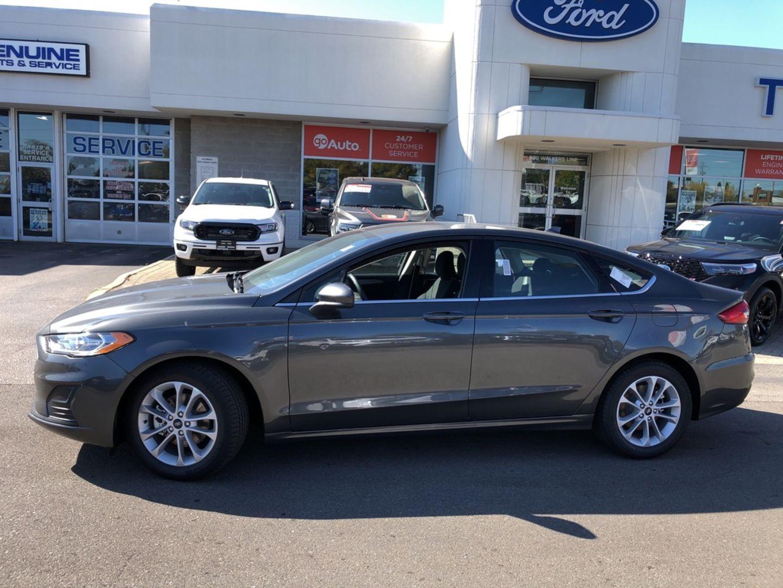 2020 Ford Fusion SE for sale in Burlington, Ontario